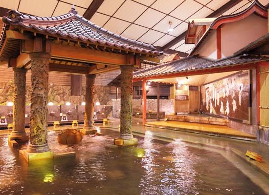 鹿児島_指宿温泉 白水館(イメージ)