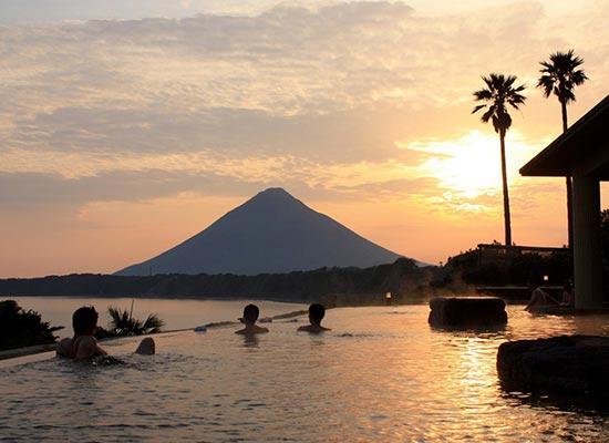 鹿児島・指宿(山川)「ヘルシーランド たまて箱温泉」(イメージ)