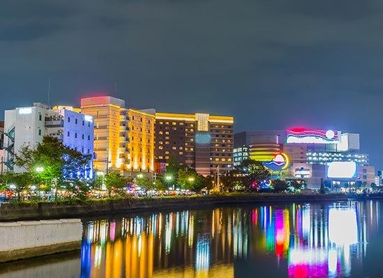 福岡夜景(イメージ)