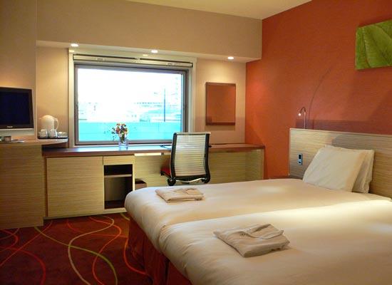 沖縄ナハナ・ホテル&スパ 客室一例