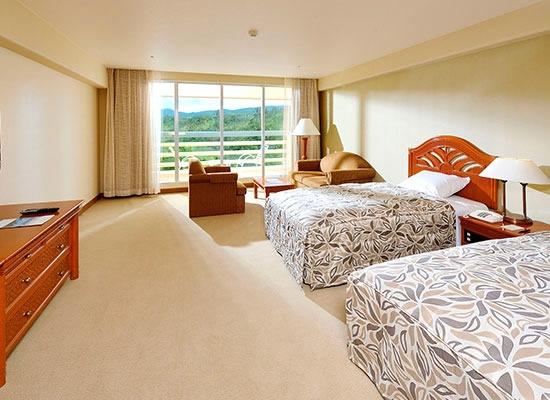 リザンシーパークホテル谷茶ベイ_客室一例