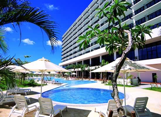 サザンビーチホテル&リゾート沖縄(外観イメージ)