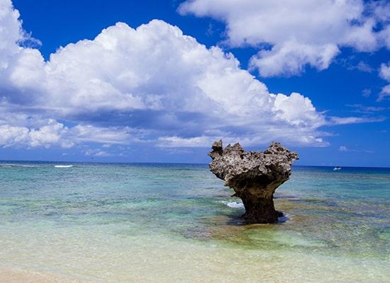 ハート岩(イメージ)