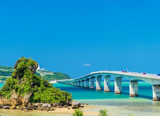 古宇利大橋(イメージ)