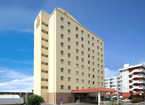 ベッセルホテル石垣島/外観
