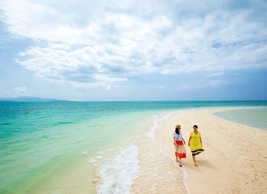 星野リゾート リゾナーレ小浜島_小浜島ビーチ(イメージ)