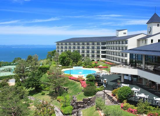 リゾートホテルオリビアン小豆島(外観)※追加代金ホテル