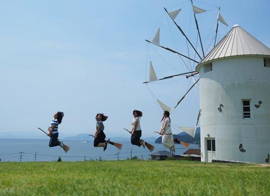 小豆島オリーブ公園(イメージ)