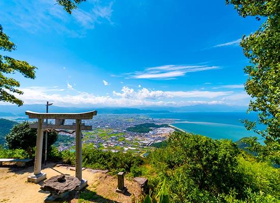 香川県・高屋神社(イメージ)