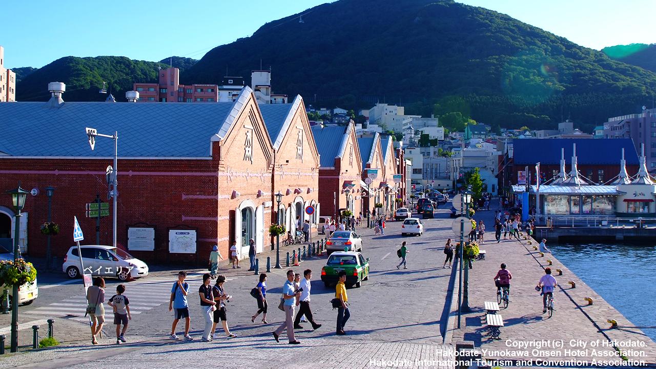 函館旅行 函館ツアーはh.i.s.の国内旅行