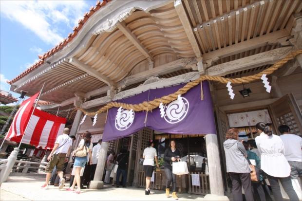 沖縄旅行に行くなら。癒やしのパワースポット特集
