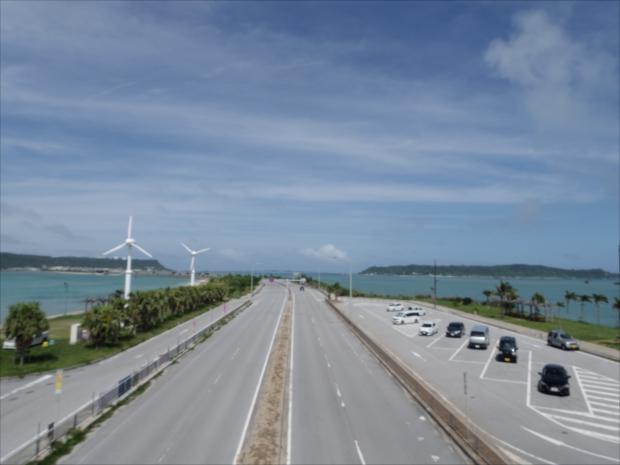 沖縄観光指折りのドライブコース「海中道路」!その魅力を徹底解剖