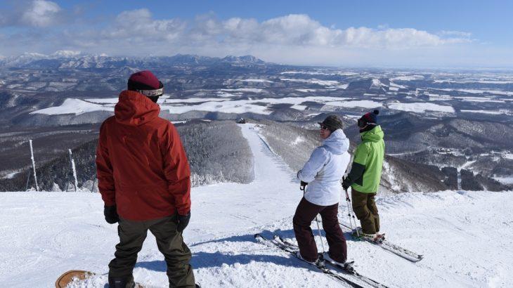 パウダースノーを楽しむ北海道のスキー場 おすすめ10選!