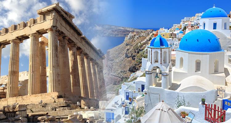 ギリシャ 夏のおすすめイベント・観光地・旅行情報|H.I.S.中部発