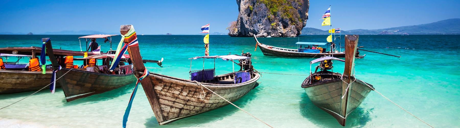 サンゴ礁タイ