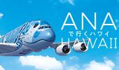 ANAで行くハワイ